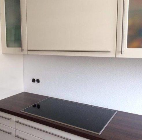 Spritzschutz Küche Neuverglasung A&K Glasbau